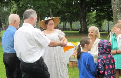 Historic Dance at Smithfield