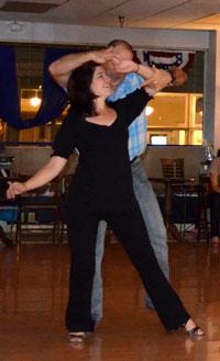 Lane dances WCS