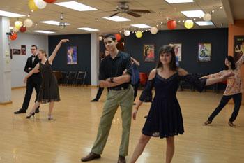 Junior Ballroom Salsa Performance