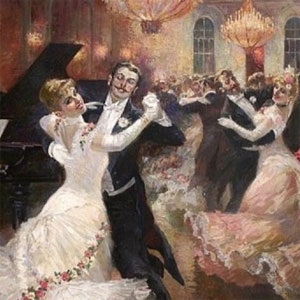 Close waltz