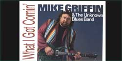Fifth of Whickey, Case of the Blues by Mike Griffin