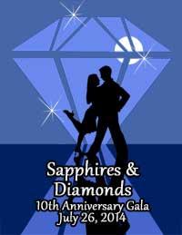 Sapphires & Diamonds